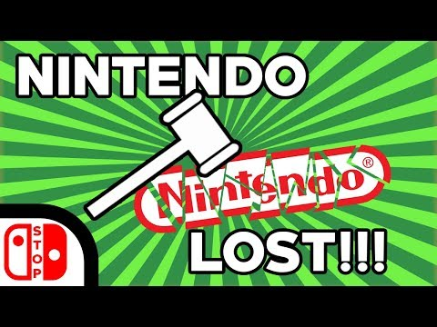 Nintendo Was SUED And They Actually LOST!!!
