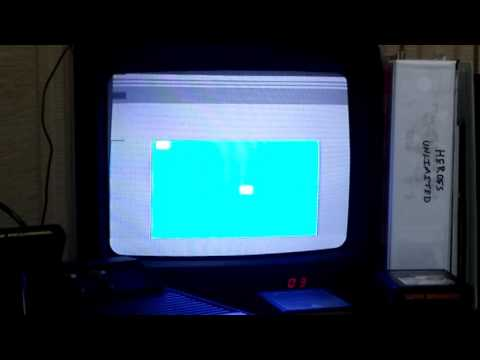 Much too ambitious adventure game made on the Atari 2600 Basic programming game