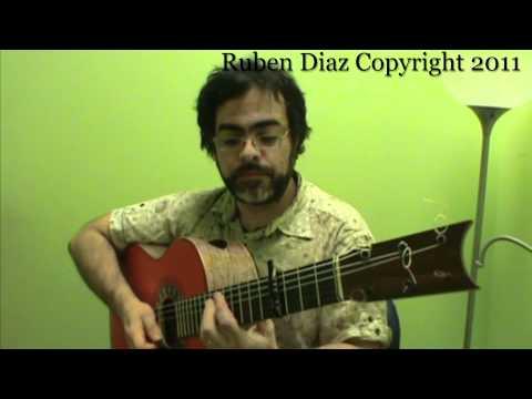 Cante Flamenco 1 Advanced Guitar Lesson accompaniment   Ruben Diaz GFCestudio Malaga CFGstudio