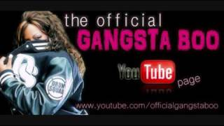 GANGSTA BOO & LA CHAT - MEAN MUG