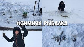 Пробую вперше: Зимова рибалка на щуку в р. Нягань / Влог січень 2019 / Інструкція як ловити рибу!