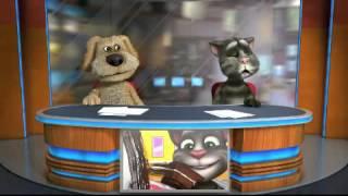 Прикол-смешные говорящие животные поют смешные песни.Новинка 2016.TalkingNews 10)(Прикол - Мультик для детей. Видео очень забавных умилительных говорящих животных. Прикол - смешные животные..., 2016-02-23T13:01:13.000Z)