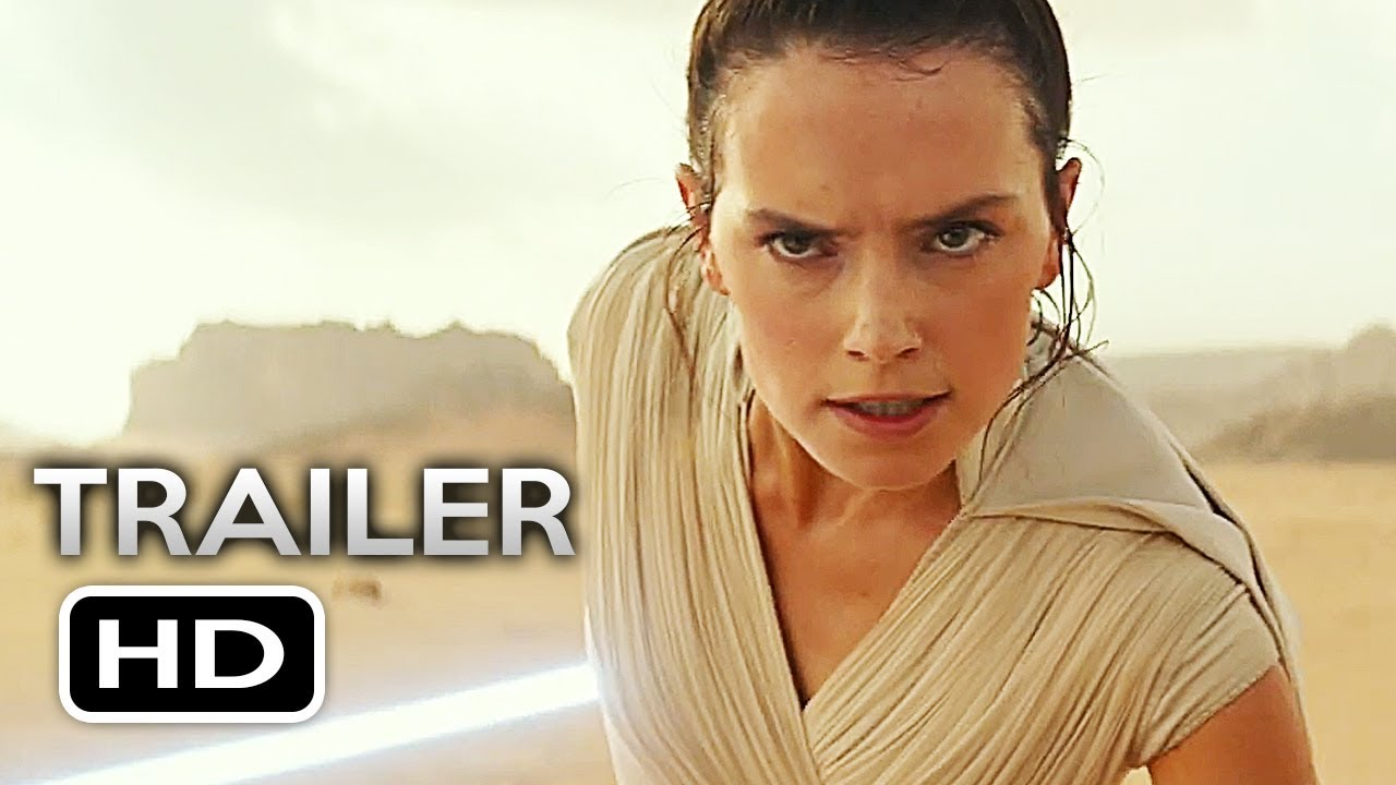 New Star Wars Trailer 2020 STAR WARS 9 Official Trailer (2019) The Rise of Skywalker Movie HD
