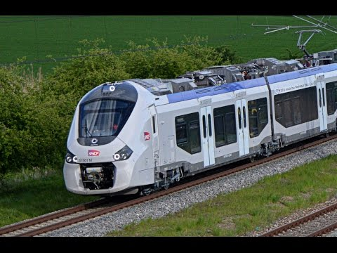 El. jednotka 31.501 M SNCF VUZ Velim /Train test track Czech Republic/ 2.5.2017