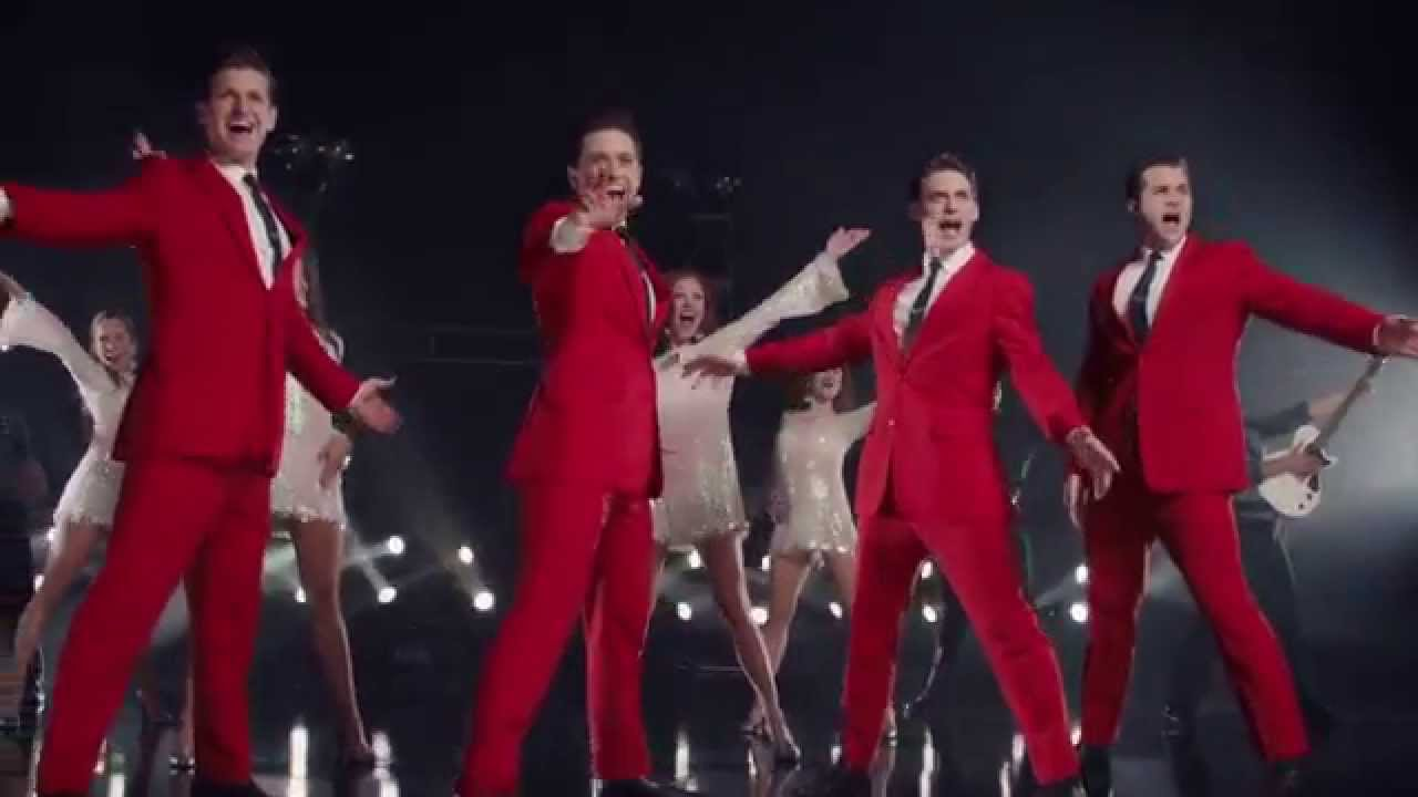Working My Way Back to You TV Spot   Jersey Boys Broadway