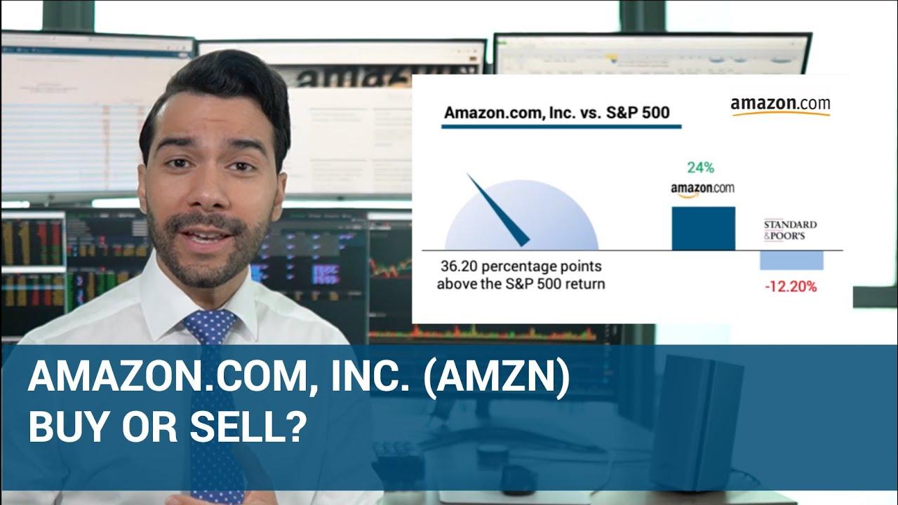 amazon stock buy or sell