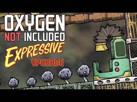 Mealwood Apocalypse! - Oxygen Not Included Gameplay - Expressive Upgrade