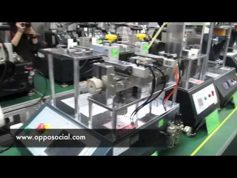 พาชมโรงงาน OPPO ที่ประเทศจีน