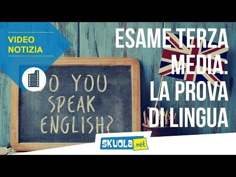 Esame terza media 2018: la prova di lingua straniera