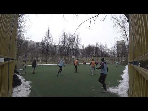 Алтуфьево игровая тренировка | 04.01.2020 training 114