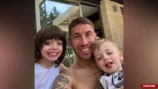 Real Madrid Sergio Ramos ★ FAMILY ★ KIDS ★ LIFESTYLE