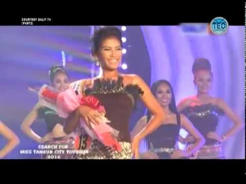 Ted Channel: Search for Miss Tangub City Tourism 2016 (Part 2)