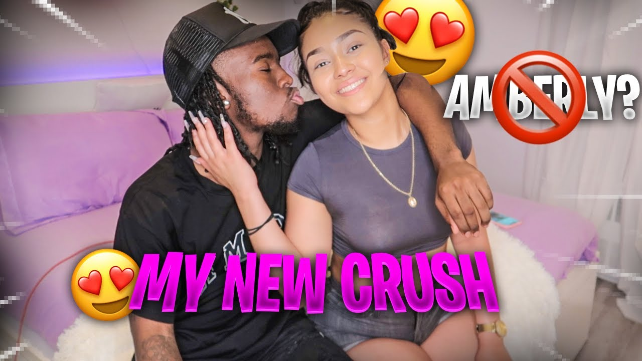 I HAVE A NEW CRUSH!!! *SHE LIKES ME*