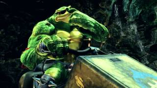 Battletoads Killer Instinct Gameplay Rash 1080p 60FPS (Xbox One)