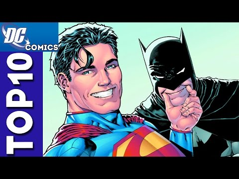 Top 10 Funny Moments From Justice League #1