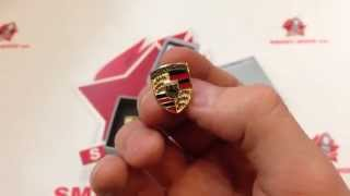 Запонки с гербом Porsche Crest Cuff links(, 2013-12-23T17:50:32.000Z)