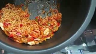 손쉬운 스파게티 조리법 - 자동볶음기 / 케이투시스템이…