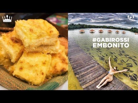 'TORTA' OU 'SOPA PARAGUAIA'? Receita + Praia de Água Doce | Ep. 1 | #GABIROSSIEMBONITO | Bom Gosto