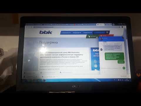 Как обновить телевизор bbk