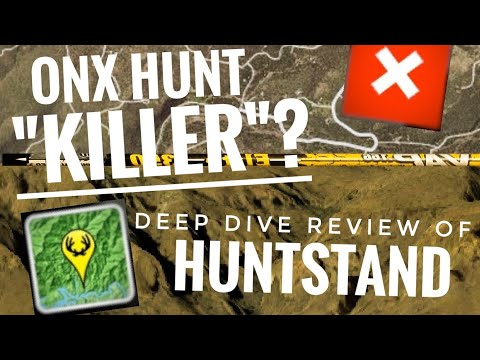 Better Than OnX Maps? Best All-in-one Hunting App Deep Dive Review