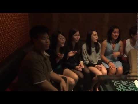 Ice Breaker Karaoke - Music At Parkville part 1
