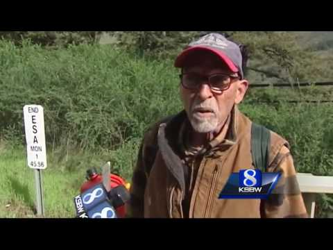 Pfeiffer Canyon Bridge starting to fail in Big Sur