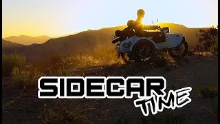 Sidecar Time / MotoGeo Adventures