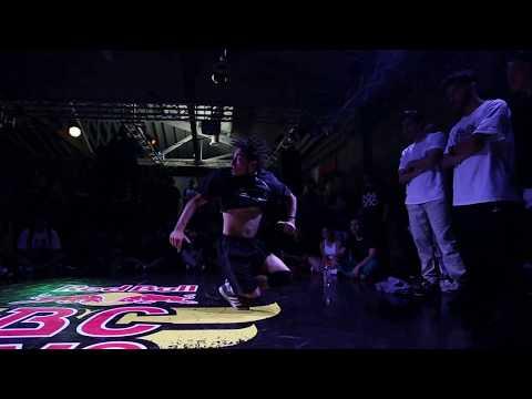 "|Somar vs Phil Wizard| Top 8 - ""BREAK ILL"" California Red Bull BC One LA Cypher 2017"
