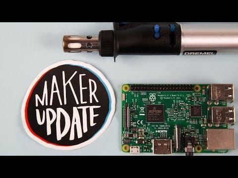 Maker Update: Split-Flap Forecast