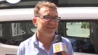 ARIA DI FESTA A GALATINA PER LA CONSEGNA DELL'AUTO DI CUORE AMICO A FILIPPO