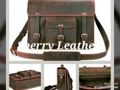Our few leather bags Collection.. thumbnail