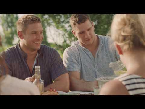 Ein Orlik kommt selten allein. Armon und Curdin. Ein Film von IP-SUISSE.