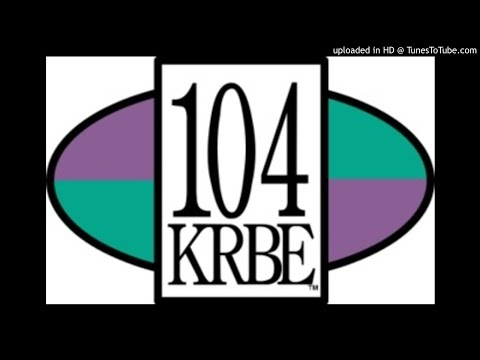 104 KRBE Houston - May 1994 - The New Music Zone