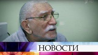 «Пусть говорят»: почему В.Цимбалюк-Романовская расплакалась при встрече с А.Джигарханяном.