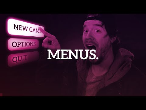 Make A Gorgeous Start Menu (Unity UI Tutorial)! thumbnail