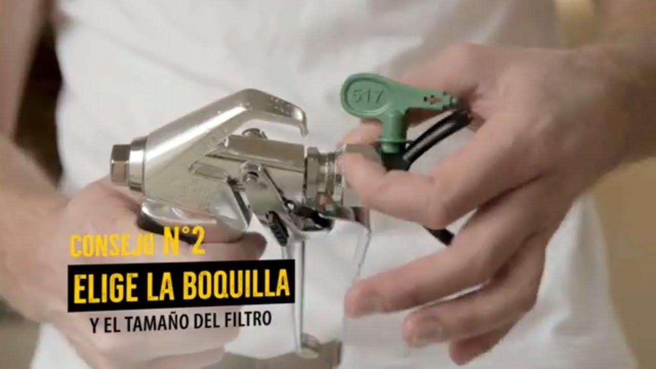 WAGNER Boquilla TradeTip 3 Fine Finish paso 210