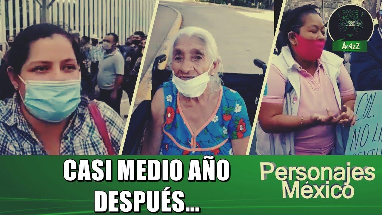 Ciudadanos de Tabasco dicen que López no les ha dado los apoyos prometidos
