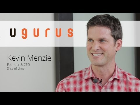 Kevin Menzie of Slice of Lime is Making User Experience a Successful Agency Model