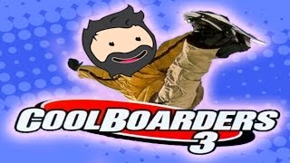 Game Hunks Play: Cool Boarders 3