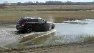 Daewoo Winstorm test in mud