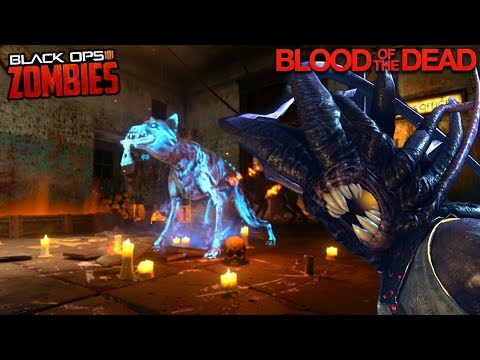 BLOOD OF THE DEAD MAIN EASTER EGG NEW STEP!