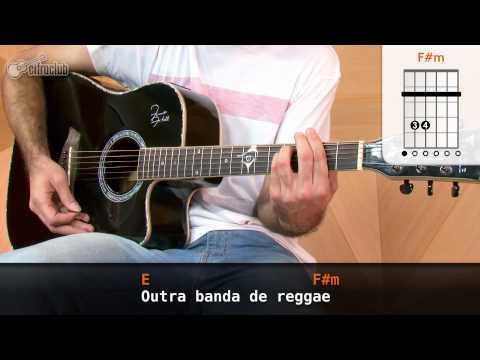 Vamos Fugir - Skank (aula de violão)