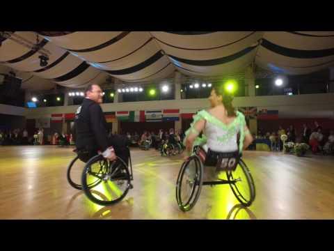 IPC Majstrovstvá Európy v tanečnom športe na vozíku
