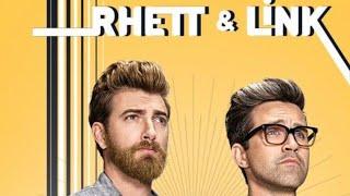 rhett & link being bestfriends five minutes straight