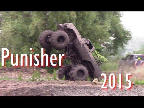 Punisher - Featured Mega Trucks 2015