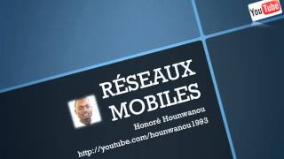 RESEAUX MOBILES (GSM,GRPS,EDGE,UMTS) - 1 - Introduction