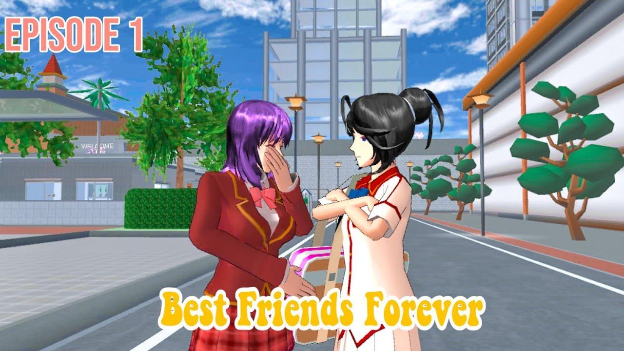 Download BEST FRIENDS FOREVER | EPISODE 1| DRAMA SAKURA SCHOOL SIMULATOR