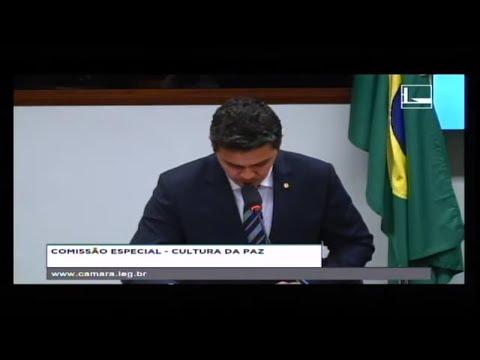 CESP - CULTURA DA PAZ - Reunião Deliberativa - 22/08/2017 - 15:54
