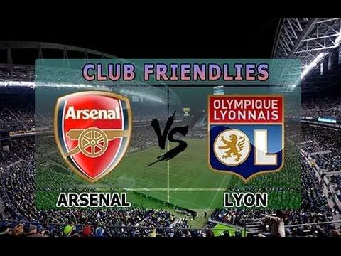 Arsenal - FC Lione