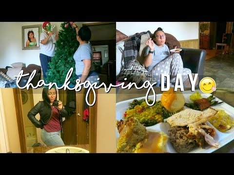 THANKSGIVING & BLACK FRIDAY SHOPPING 2017 | DAY IN THE LIFE - HOLIDAY EDITION | Page Danielle